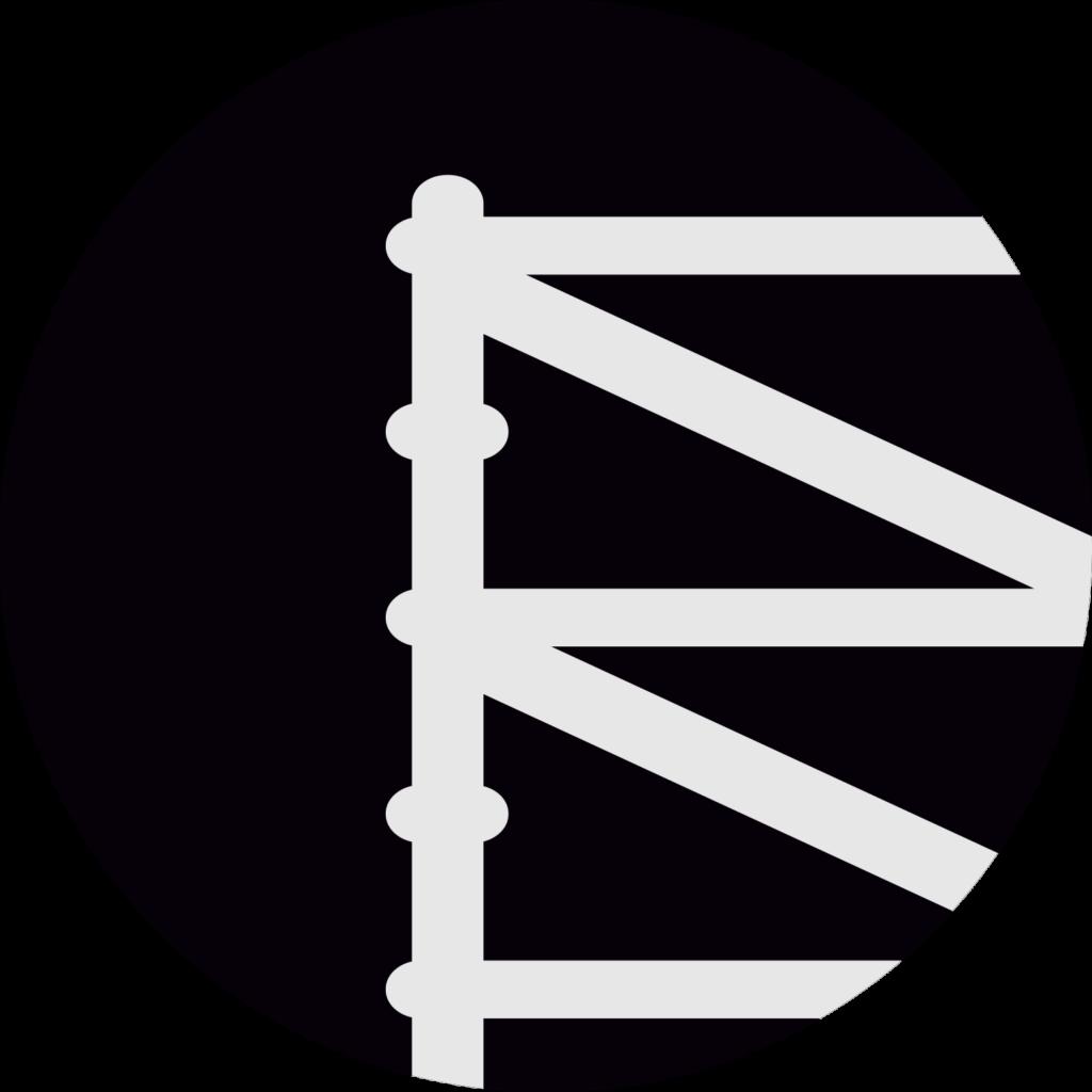 icono del andamio multidireccional certificado - enlace para alquiler y venta