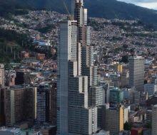 Edificios mas altos de Bogotá